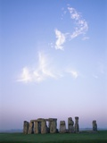 Stonehenge in England Photographic Print by Nik Wheeler