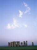 Stonehenge in England Photographic Print by Nik Wheeler