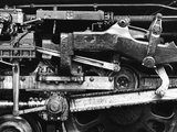 Valve Gear, C&O 614 from the Railroad Series Photographic Print by Gordon Osmundson