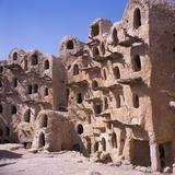 Berber Granary Fotografisk tryk af Michael Nicholson