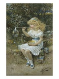 I&#39;m Forever Blowing Bubbles Giclee Print by William Stephen Coleman