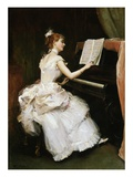 A Favourite Piece Giclee Print by Raimundo De Madrazo Y Garreta