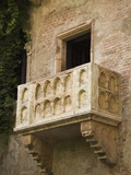 Juliet&#39;s Balcony Photographic Print by Richard Klune