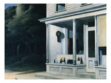 Seven A.M. Giclee Print by Edward Hopper
