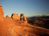 Delicate Arch at Twilight Photographic Print by Tom Bean
