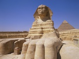 Great Sphinx Fotografie-Druck von Paul Hardy