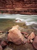 North Canyon Rapids Photographic Print by David Muench