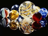Marbles XII Photographic Print by Charles Bell