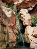Waterfall in Elves Chasm Photographic Print by David Muench