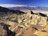 Golden Canyon at Death Valley Photographic Print by ML Sinibaldi