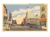 Western Avenue, Muskegon, Michigan Art