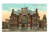 City Hall, Rochester, Minnesota Art