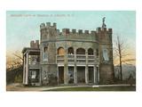Zealandia Castle, Asheville, North Carolina Prints