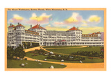 Mt. Washington Hotel, White Mountains, New Hampshire Prints