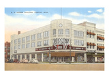 S.S. Kresge Building, Pontiac, Michigan Poster
