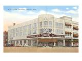 S.S. Kresge Building, Pontiac, Michigan Posters