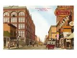Wabasha Street, St. Paul, Minnesota Prints