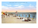 Ottawa Beach, Holland, Michigan Affiches