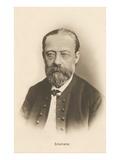 Friedrich Smetana Plakater