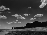 Desert Landscape Photographic Print by Brett Weston