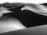 Dunes, Death Valley, 1967 Photographic Print by Brett Weston