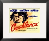 Casablanca, 1942 Framed Giclee Print