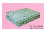 Mattress, Retro Photo