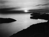 Sunset Photographic Print by Brett Weston