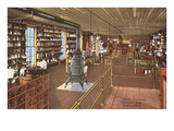 Edison's Laboratory, Dearborn, Michigan Prints