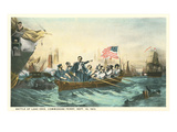 Battle of Lake Erie, War of 1812 Prints
