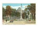 State House, Raleigh, North Carolina Prints