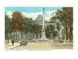 State House, Raleigh, North Carolina Prints
