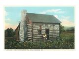 Jim Lane's Cabin, Branson, Missouri Prints