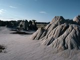 Bentonite Clay Formations Photographic Print by Steve Kaufman