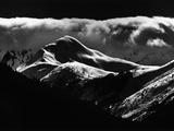 Mountain, Alaska, 1973 Photographic Print by Brett Weston