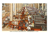 Anheuser-Busch Plant, St. Louis, Missouri Print