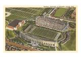 University Stadium, Lincoln, Nebraska Kunstdrucke