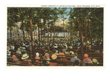 Interlochen Bowl, Traverse City, Michigan Prints