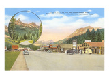 Cooke City, Montana Prints