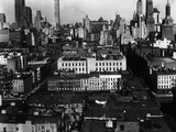 Midtown Manhattan, 1944 Photographic Print by Brett Weston