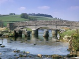 Clapper Bridge, Devon Photographic Print by John Heseltine