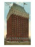 Hotel Fontenelle, Omaha, Nebraska Prints