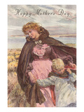 Happy Mothers Day, On the Moors Posters