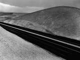 Highway, North of Santa Fe Photographic Print by Brett Weston