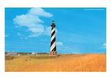 Cape Hatteras Lighthouse, North Carolina Kunstdrucke