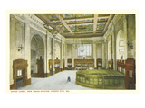 Grand Lobby, Union Station, Kansas City, Missouri Prints