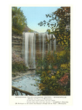 Minnehaha Falls, Minneapolis, Minnesota Posters