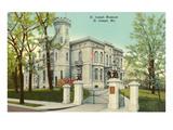 Museum, St. Joseph, Missouri Posters