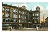 Campau Square, Grand Rapids, Michigan Posters