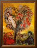 La Branche Posters by Marc Chagall